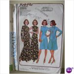 1970's McCalls pattern 4795 ladies dress jacket size 14 @ HenriettasButtons/purplestevie