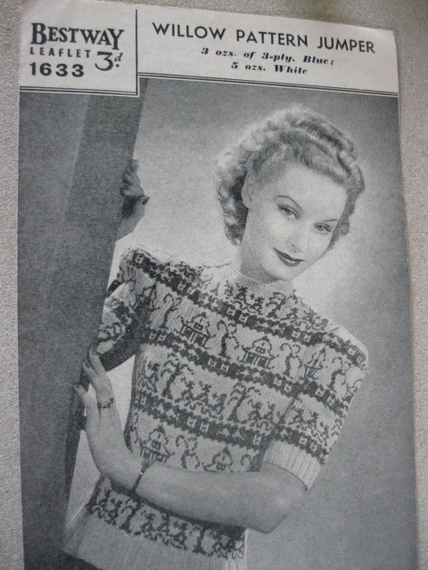 My 1940s Knitting Patterns Are Going Fast Thebestinvintages Blog